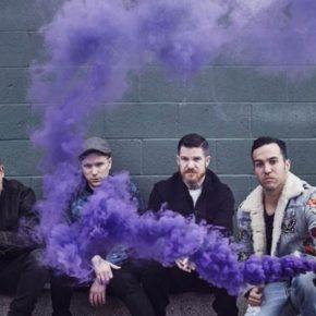 Fall Out Boy im Januar auf Clubtour in Europa