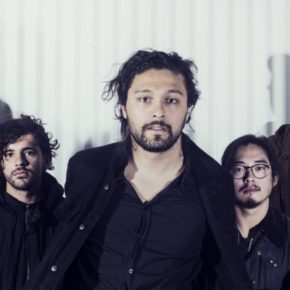 Gang of Youths am 12.05.2017 im Auster Club