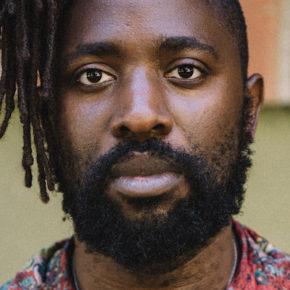 Kele Okereke solo am 17.05.2017 im Badehaus