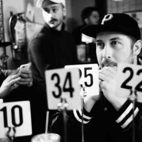 Portugal. The Man am 22.09. in der Columbiahalle Berlin