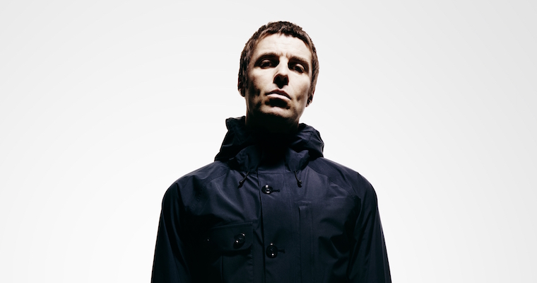 Liam Gallagher Pressefoto Rankin