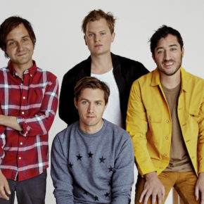 Grizzly Bear am 12.10. in der Columbiahalle Berlin