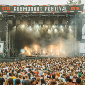 Kosmonaut Festival 2018 - 2 Tage Ausnahmezustand