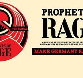 Prophets of Rage am 07.06. Zitadelle Spandau