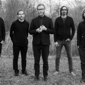 The National live am 23.10. im Tempodrom in Berlin