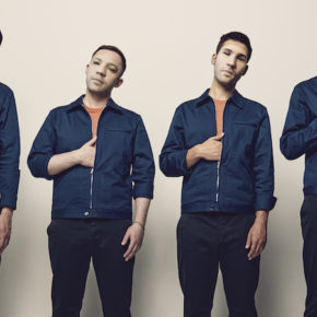 Everything Everything am 16.04. im Festsaal Kreuzberg