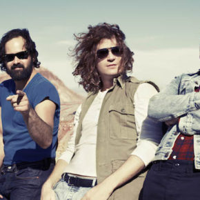 The Killers am 27.02. in der Mercedes-Benz Arena