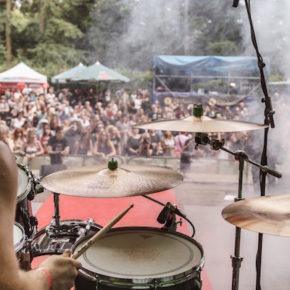 Rock im Grünen - das Berliner Newcomer Festival