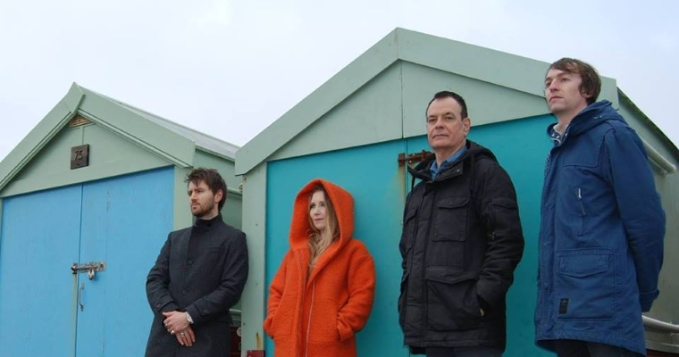The Wedding Present Pressefoto