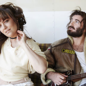 Angus & Julia Stone am 30.10. in der Columbiahalle Berlin