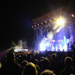 Kosmonaut Festival 2017 - neue Liebe in der Nähe von Chemnitz