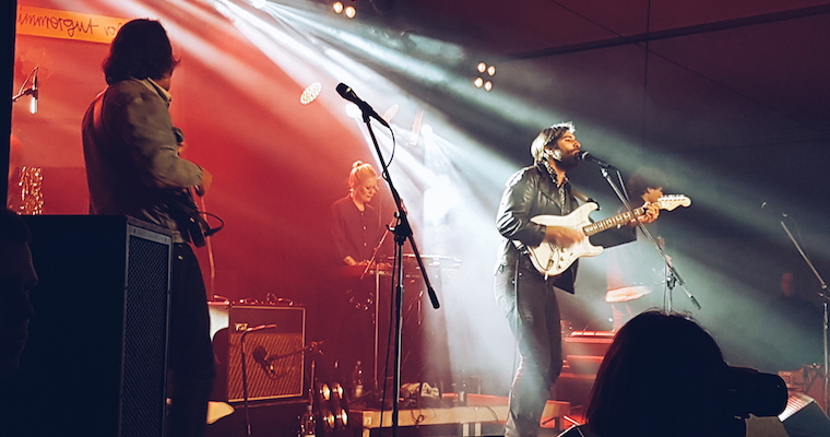 Shout Out Louds auf dem Immergut 2017