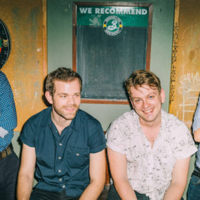 The Crookes am 22.09. im Privatclub Berlin