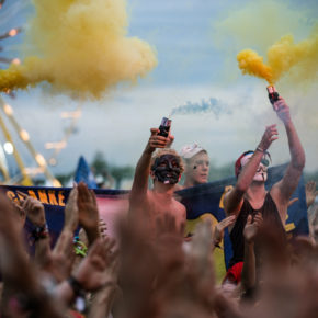 Das Highfield Festival 2017 - der schönste Act waren die Fans [Bildergalerie]