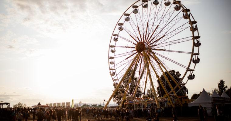Highfield Festival Atmo