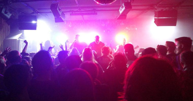 Callejon Release Party im Musik und Frieden