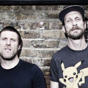 Sleaford Mods - Bunch of Kunst in der ARTE-Mediathek