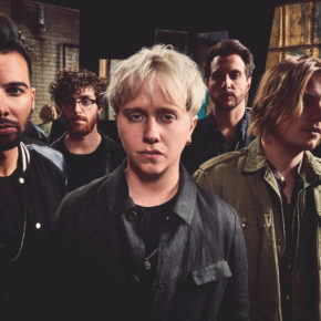 Nothing But Thieves am 06.11. im Astra