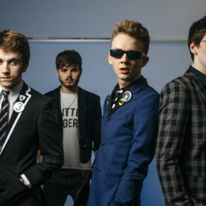 The Strypes am 27.01. im Badehaus