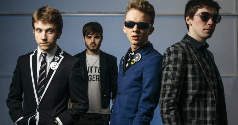 The Strypes Pressefoto