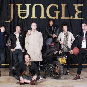 Soul-Pop aus London - Jungle live im Lido Berlin am 13.11.2017