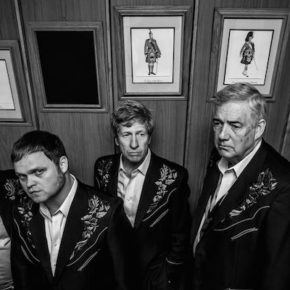The Sonics am 04.02. im Lido Berlin