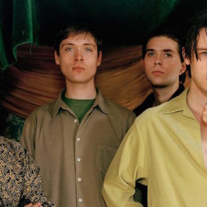 Iceage am 04.05. im Privatclub Berlin