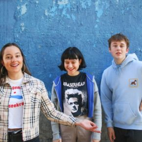 The Orielles 08.04. im Monarch Berlin
