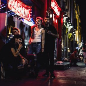 The Hunna // neue Single, neues Album & Tour mit Coasts