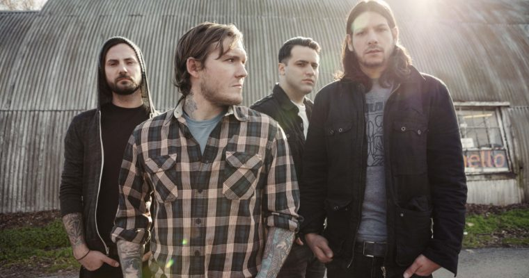The Gaslight Anthem Pressefoto