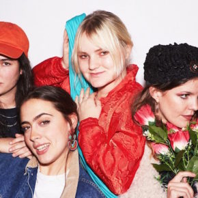 Hinds am 27.04. im Bi Nuu Berlin
