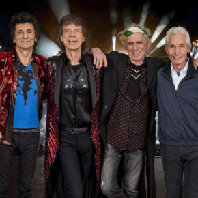 The Rolling Stones am 22.06. im Olympiastadion