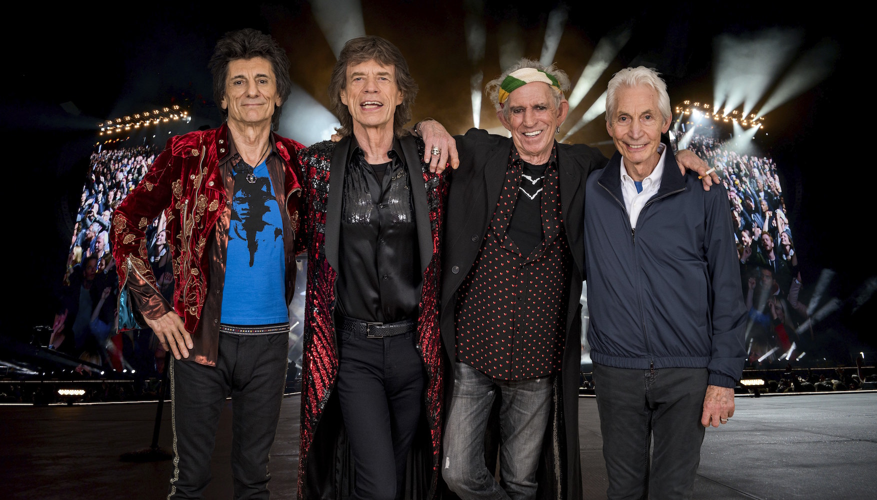 The Rolling Stones No Filter Tour Dave Hogan