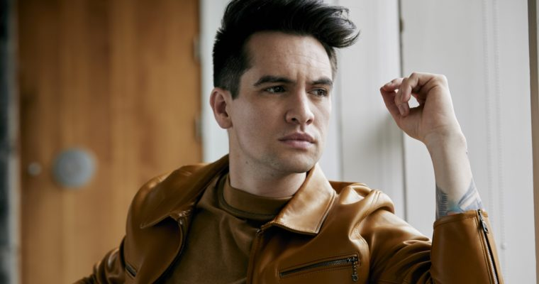 Panic! At The Disco Pressefoto von Jimmy Fontaine