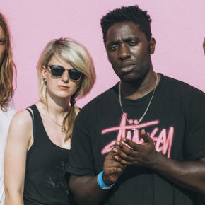Bloc Party am 18.10. in der Columbiahalle Berlin