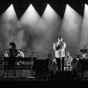 LCD Soundsystem am 30.05. im Tempodrom Berlin