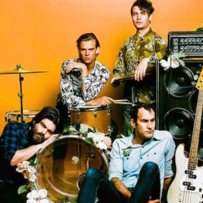 Preoccupations am 07.06. im Musik & Frieden Berlin