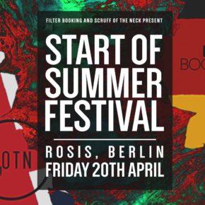 Weinschorle und Lagerfeuer: So wars beim Start of Summer Festival von Filter Booking