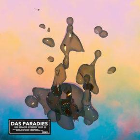 Das Paradies - Die Giraffe streckt sich