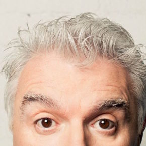David Byrne am 27.06. im Tempodrom Berlin