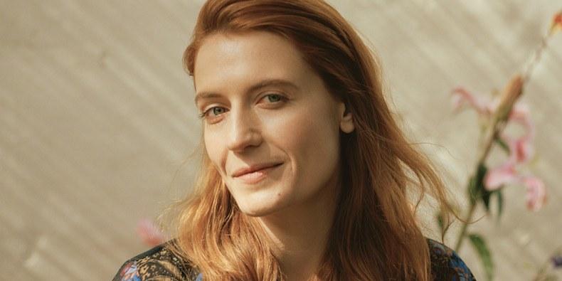 Florence and the Machine Pressefoto von Vincent Haycock