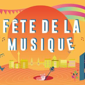 Fête de la Musique - Das kostenlose Open-Air in Berlin