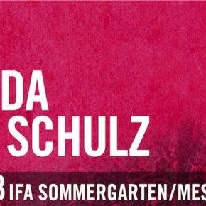 Wanda & Olli Schulz am 30.08. im IFA Sommergarten