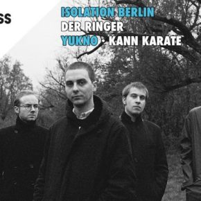 Musikexpress Klubtour am 02.09. im Lido Berlin