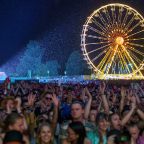 So war's beim Highfield Festival 2018