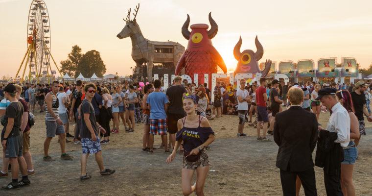 Highfield Festival 2019 - Erste Bandwelle angerollt