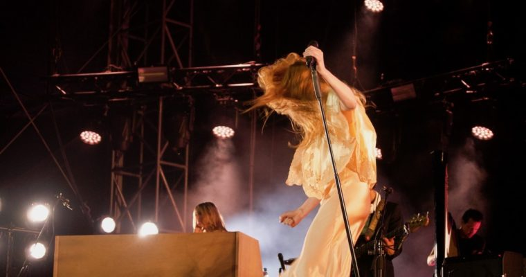 Florence + The Machine auf dem Melt Festival