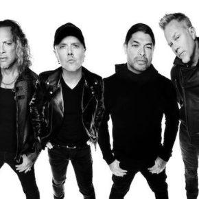 Metallica am 06.07.2019 im Olympiastadion Berlin