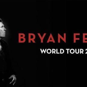 Bryan Ferry am 01.06. im Tempodrom Berlin