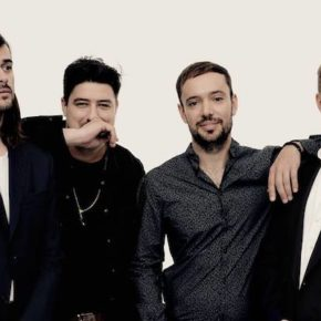 Mumford & Sons am 11.05.2019 in der Mercedes-Benz-Arena